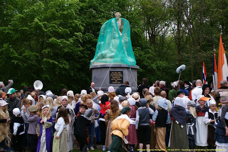 444 jaar Slag bij Heiligerlee