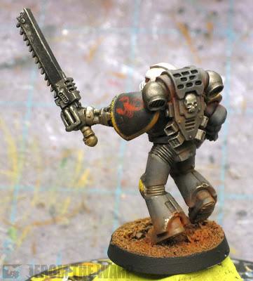 Red Scorpions Veteran Sergeant