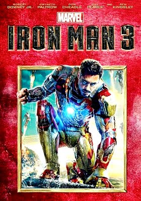Filme Poster Homem de Ferro 3 WEBRip XviD & RMVB Legendado