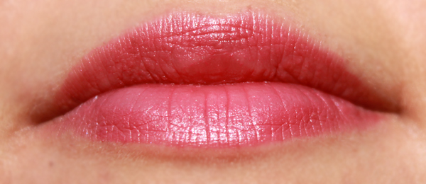 Свотчи - YSL Rouge Pur Couture 09 Rose Stiletto