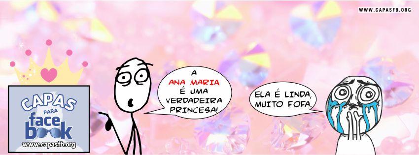 Capas para Facebook Ana Maria