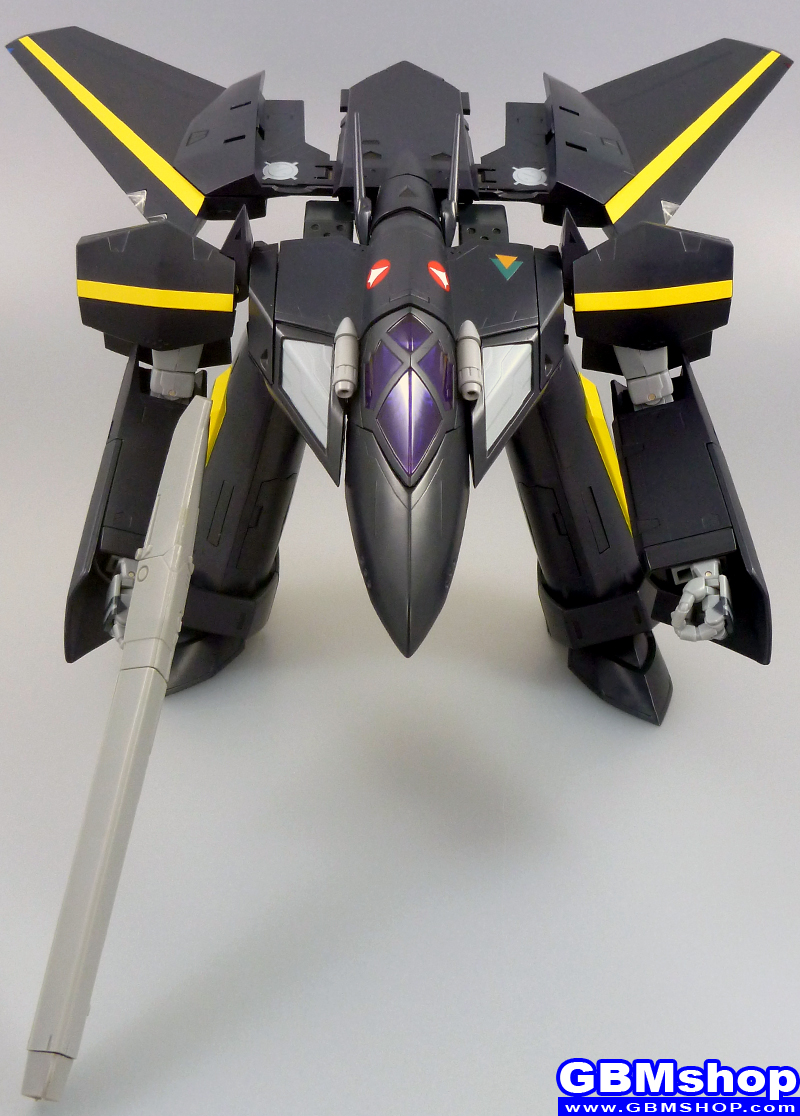 Macross 7 VF-17S Nightmare GERWALK Mode