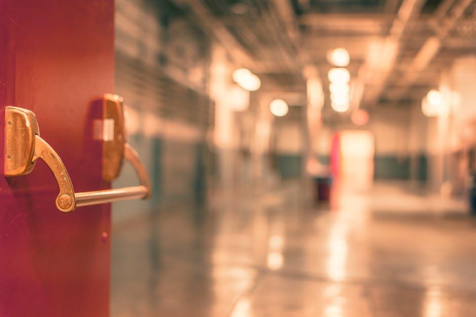 blur, door, factory