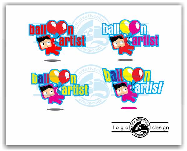 Logo Penyertaan Untuk Pertandingan Reka Logo Balloon