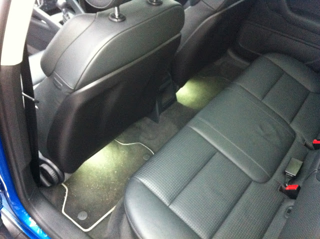 Rear Footwell Light Retro Fit Kit Audi Sport Net
