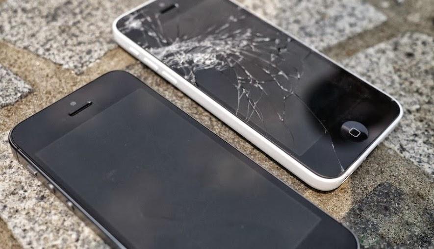 Thay mặt kính iPhone 5 và iPhone 5S, 5C