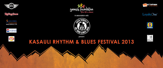 Kasauli Rhythm & Blues Festival 2013