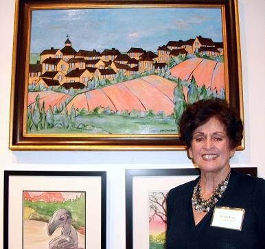 Artist Diana Saffo Bono