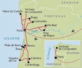 Portugal, Studienreise, Heideker Reisen, www.heideker.de