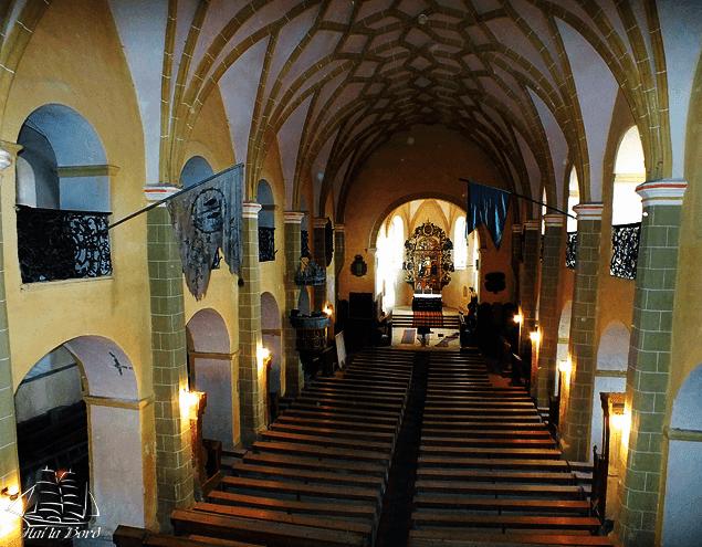 bazilica cincu
