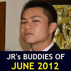 JR's Buddies of June 2012