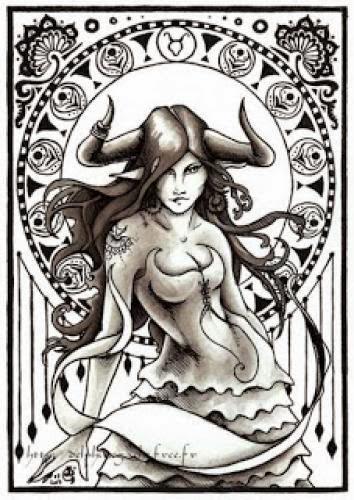 The Taurus Woman