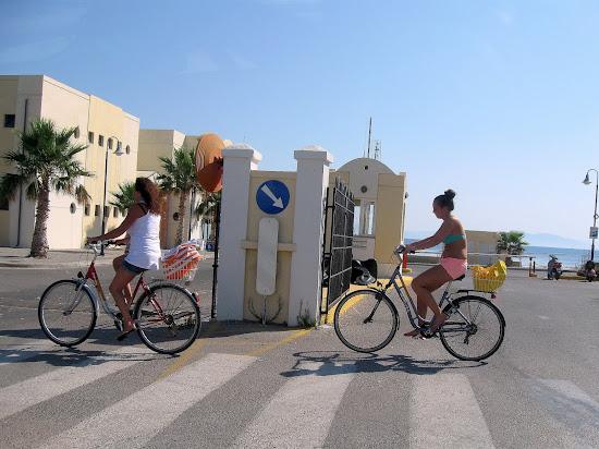 rowerowe zwiedzanie miasta