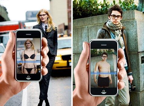 Nude IT v1.2 - Phần mềm chụp ảnh xuyên quần áo cho iPhone