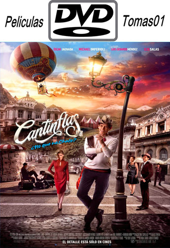 Cantinflas (2014) DVDRip