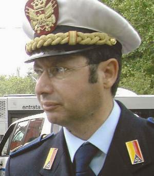 dr Belfiore comandante VV UU Catania