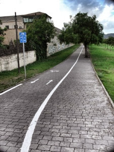 carril bici antigua prision de Palma