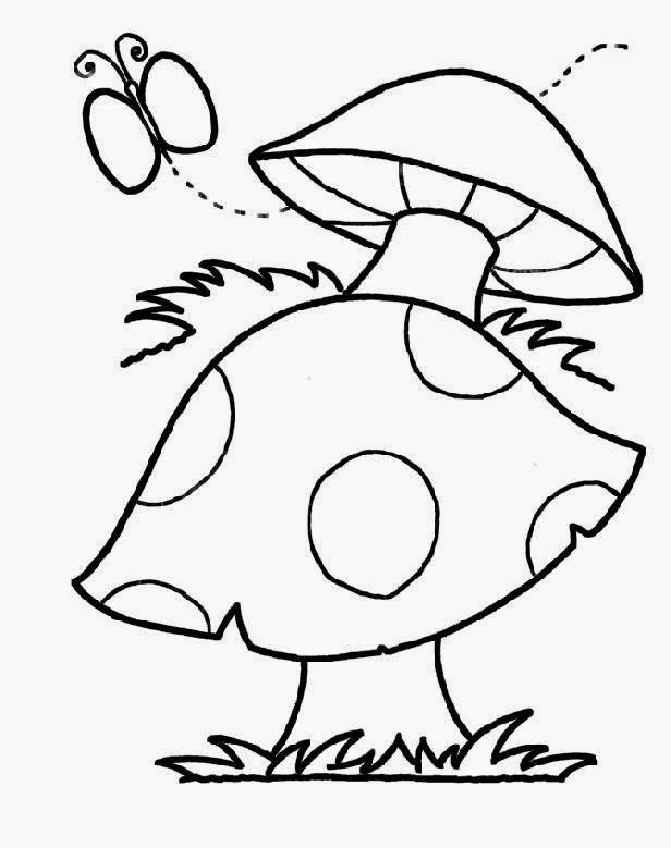 Printable coloring pages for preschool for Fun coloring pages for kindergarten
