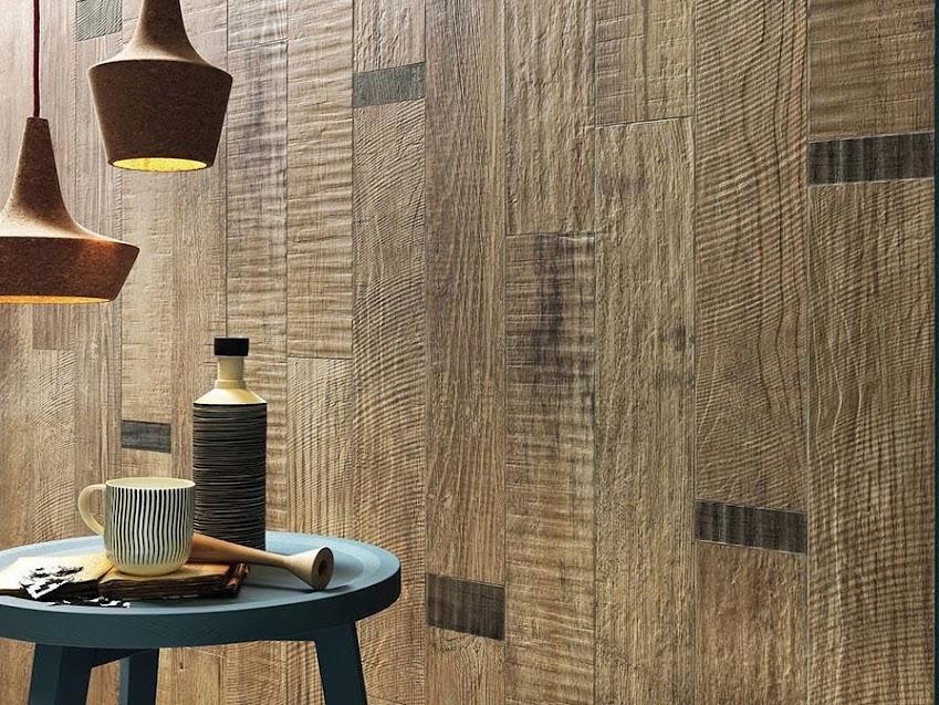 Vật liệu gỗ ốp tường Scrapwood Sun - giải pháp trang trí cho tường và sàn gỗ trong nội thất