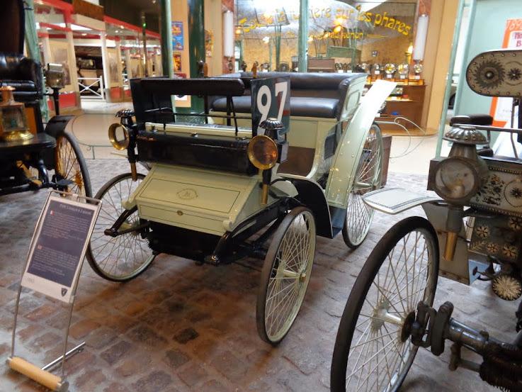 Musée de l'aventure Peugeot à Sochaux DSC01139