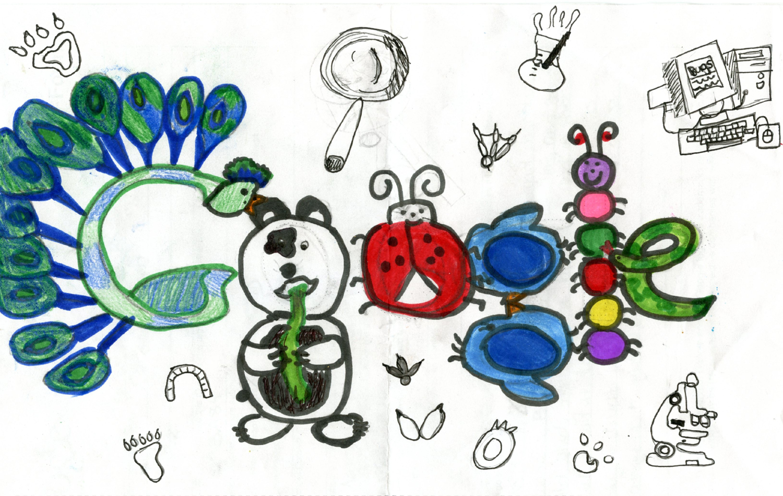 Artist teacher tishalou doodle 4 google for Doodle for google template