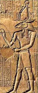Khnum the Potter God