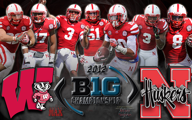 Nebraska Vs Wisconsin BIG TEN Championship game Wallpaper