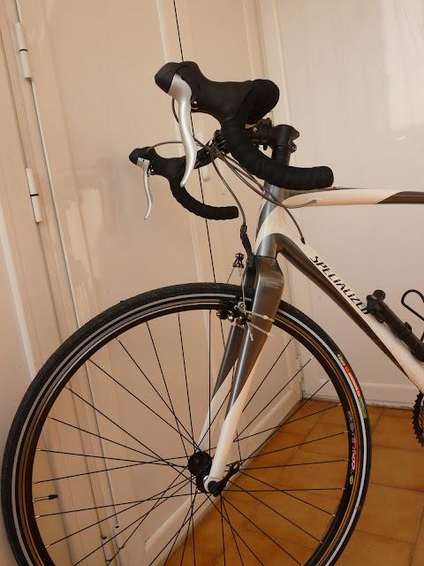 Rotura del anclaje de freno en horquilla de carbono - Anclaje para bicicletas ...
