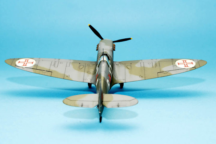 Supermarine Spitfire Mk.I - Tamiya - 1/48 - CONCLUÍDO - Página 3 Final_8
