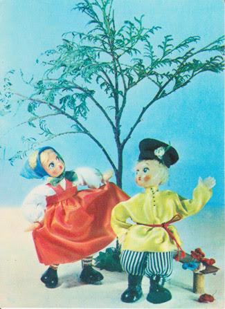 куклы, дети, игрушки, ссср