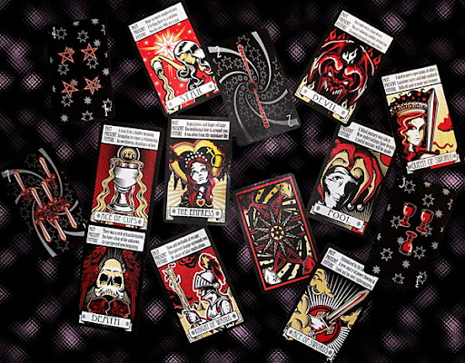 Divinatory Esoteric And Occult Tarot Image