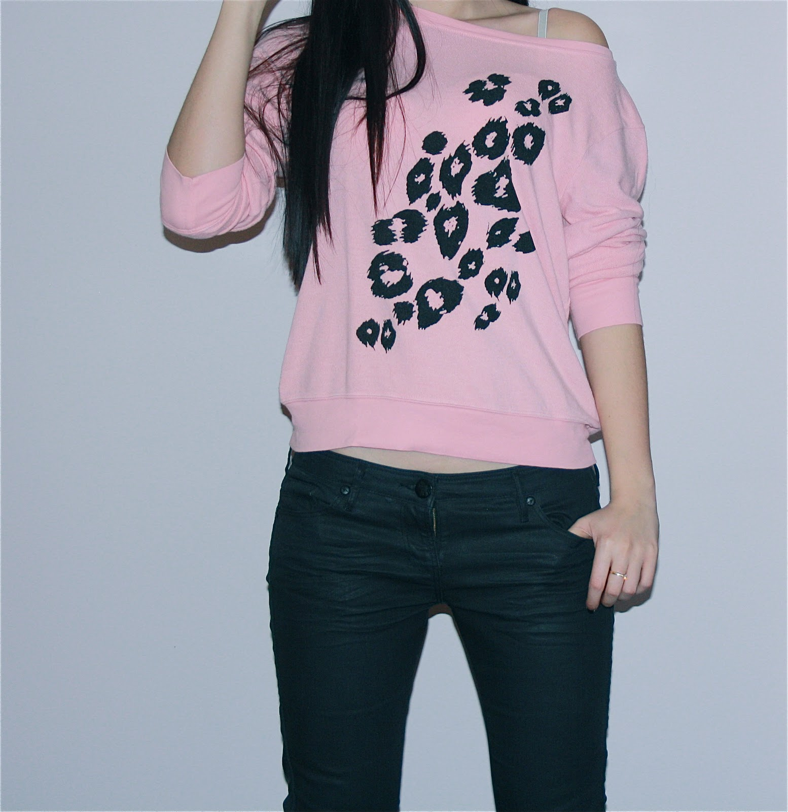 Vintage and Vampires ™: Wildfox 'Big Spots' Sweater: Get ...