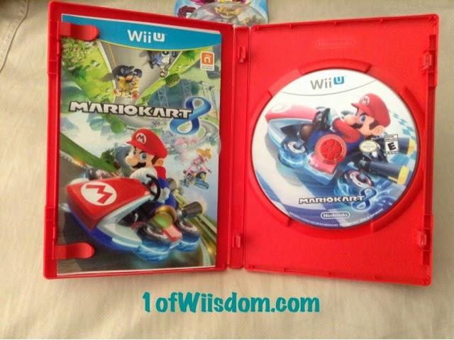 Wiisdom: Mario Kart 8 Unboxing with GameStop Pre-Order