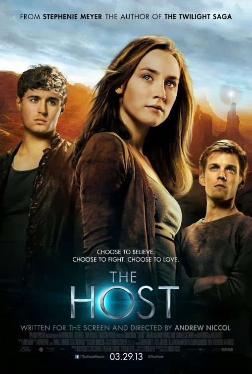 Poster Of English Movie The Host (2013) Free Download Full New Hollywood Movie Watch Online At Alldownloads4u.Com