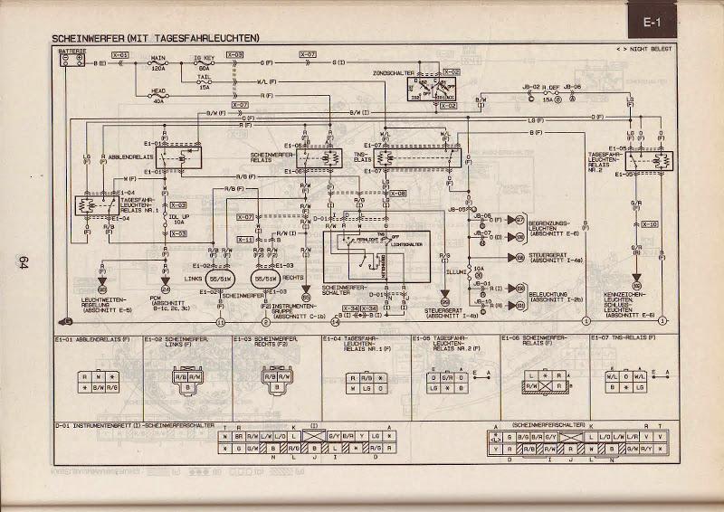 Gemütlich Mazda 3 Scheinwerfer Schaltplan Galerie - Elektrische ...