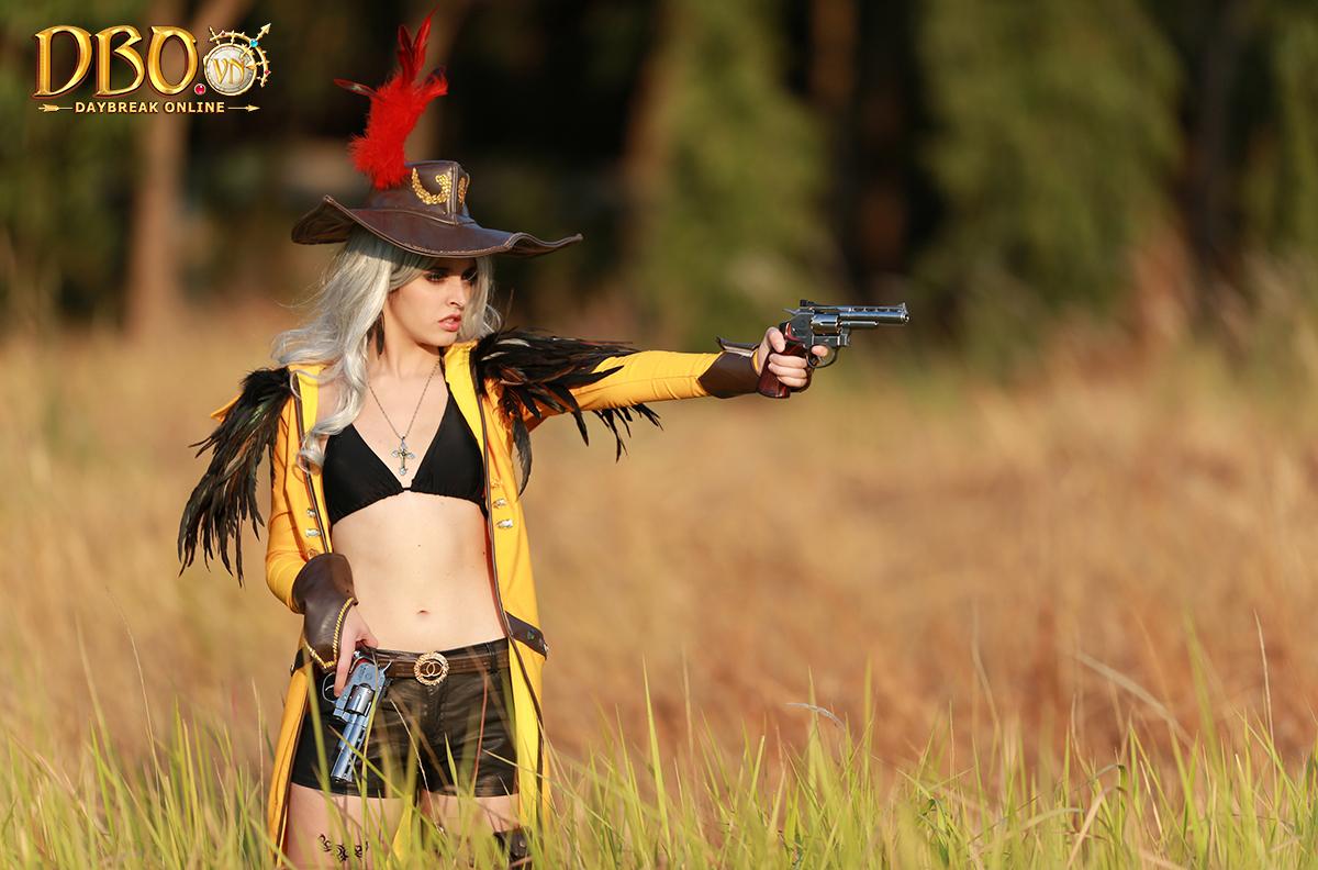 Like.vn công bố ảnh cosplay Daybreak Online mới 6