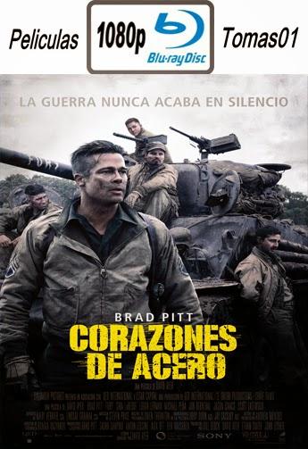 Corazones de Hierro (Corazones de Acero) (2014) (BDRip) BRRip 1080p