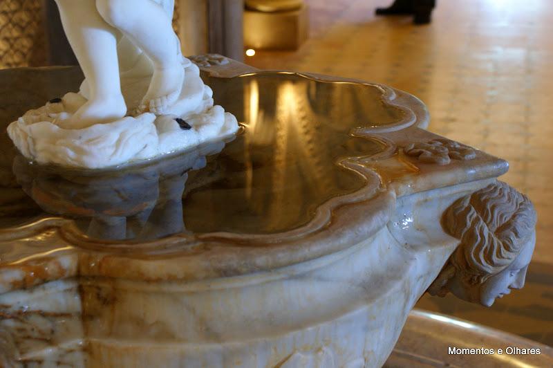 Detalhes do Palácio de Monserrate