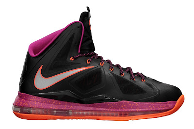 nike lebron 10 gr miami floridians 3 01 Nike LeBron X Floridians Early Drop at Nikestore Europe