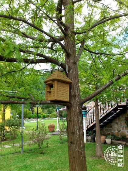 特別製作小鳥屋~魔法咖啡屋
