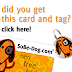 Free SoBe-Dog tag (US)