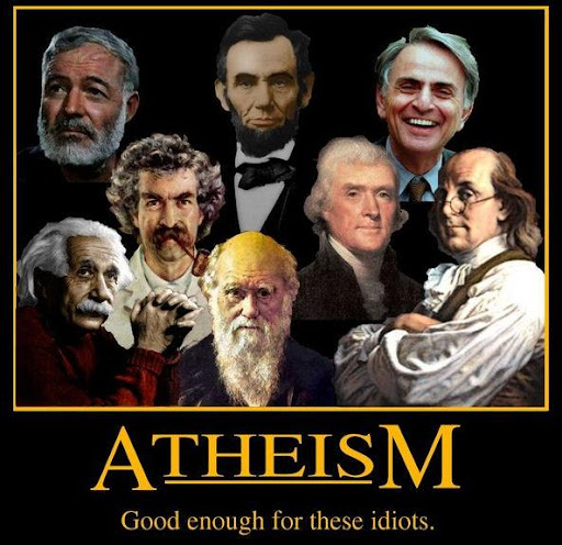 Sympathy For Atheists Image