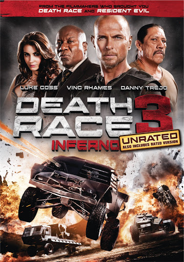 Download - Death Race 3 Inferno 2013 - DVDRip XviD