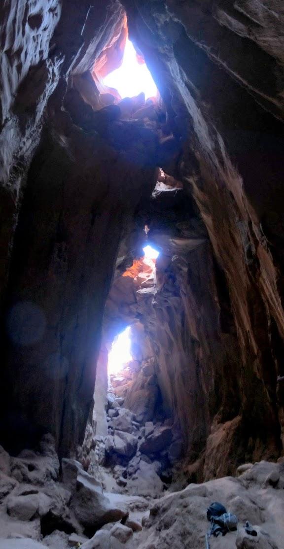 Inside the Goblin's Lair