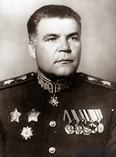 генерал армии Р. Я. Малиновский