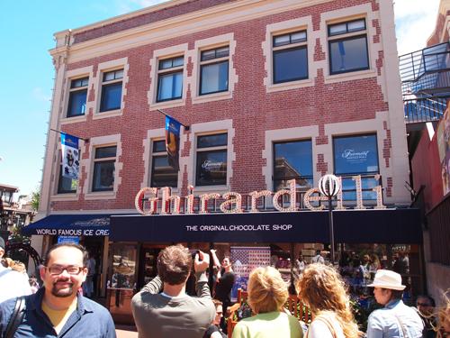 Ghirardelli, San Francisco - RatedRalph.com