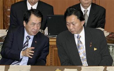 民主党、鳩山氏「外交」 菅氏は「新エネ」重要政策を担当