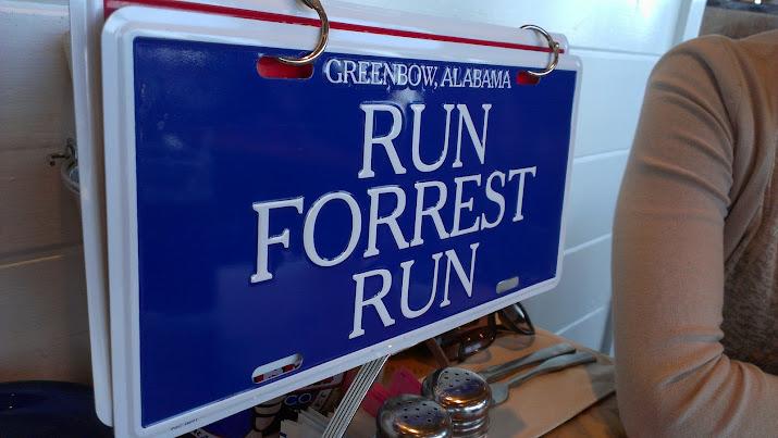 Run Forest, Run !
