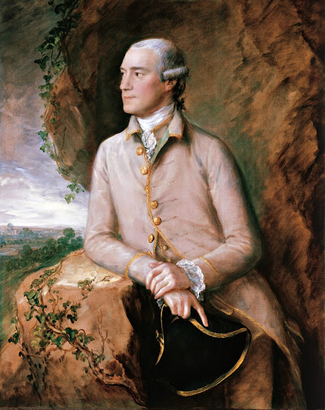 Thomas Gainsborough - Portrait of Joshua Grigby