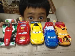 Koleksi Kereta Mainan